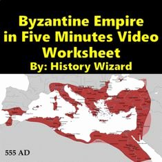 The Dark Ages Video Worksheet New byzantine Empire Webquest