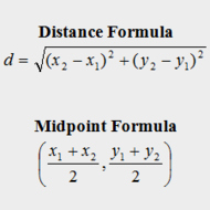 The Distance formula Worksheet Elegant 1 3 Use Midpoint and Distance formula Tutorial