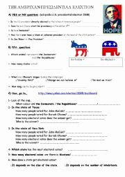 The Electoral Process Worksheet Awesome English Worksheet American Election