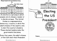 The Electoral Process Worksheet New Best 25 Election Day Ideas On Pinterest