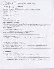 The Executive Branch Worksheet Beautiful organization to Congress Worksheet Name M— Date the