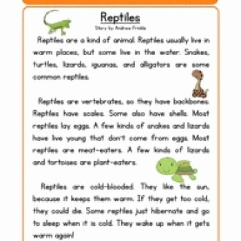 The Language Of Science Worksheet Elegant Second Grade Reading Prehension Worksheet Life