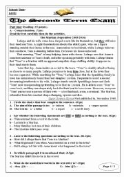 The Martian Movie Worksheet New English Exercises the Martian