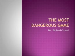 "The Most Dangerous Game Worksheet Beautiful the Most Dangerous Game"" Prehension Worksheet"