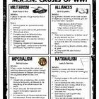 The Progressive Era Worksheet Beautiful Progressive Era Muckrakers Chart and Worksheet
