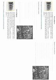 The Roaring Twenties Worksheet Best Of English Worksheets Nightlife In Chicago Cabaret 1920s