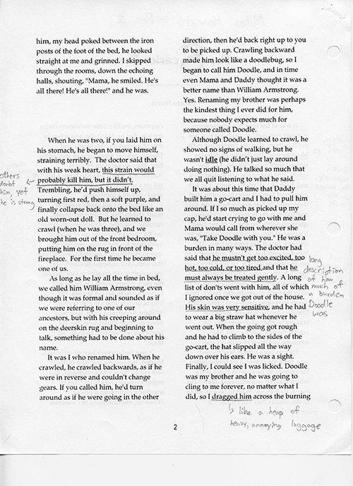 The Scarlet Ibis Worksheet Lovely Scarlet Ibis Annotations English 9h Portfolio