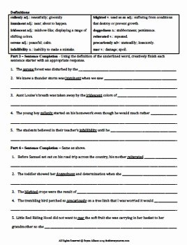 The Scarlet Ibis Worksheet New the Scarlet Ibis by James Hurst Focus On Symbolism