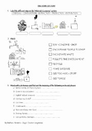 The Story Of Stuff Worksheet Beautiful the Story Of Stuff Video Esl Worksheet by Barshu77