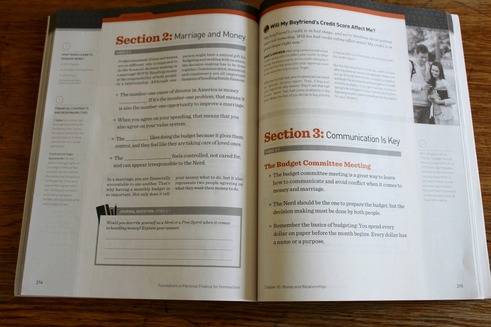 The Student Budget Worksheet Answers Unique the Unlikely Homeschool Dave Ramsey S Foundations In