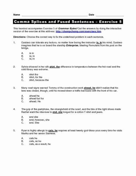 Thesis Statement Practice Worksheet Best Of thesis Statement Practice Activities Writefiction581 Web