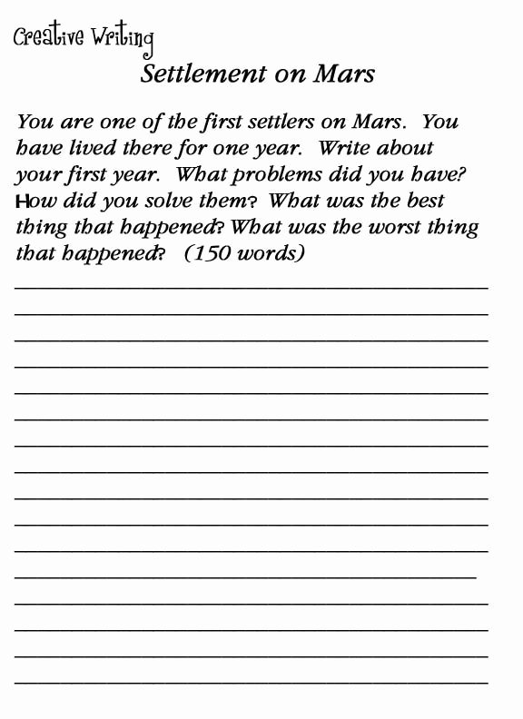 Third Grade Writing Worksheet Best Of 2nd Grade Writing Worksheets Best Coloring Pages for Kids