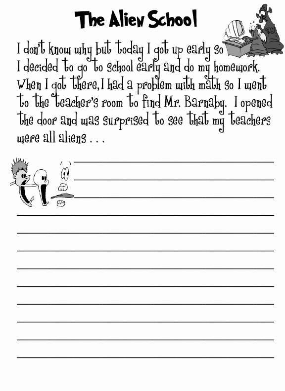 Third Grade Writing Worksheet Elegant 2nd Grade Writing Worksheets Best Coloring Pages for Kids