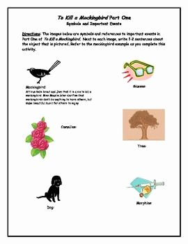 To Kill A Mockingbird Worksheet Inspirational 1000 Images About Tequila Mockingbird On Pinterest