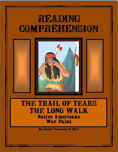 Trail Of Tears Worksheet Luxury the Best Of Teacher Entrepreneurs Reading Prehension