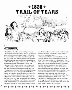 Trail Of Tears Worksheet Unique 1838 Trail Of Tears
