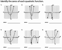 Transformations Of Quadratic Functions Worksheet Inspirational Graphing Quadratic Function Worksheets
