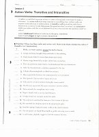 Transitive and Intransitive Verbs Worksheet Fresh Miss Carden S Class Transitive and Intransitive Worksheet