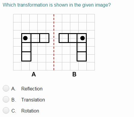 Translation Rotation Reflection Worksheet New Reflection Rotation and Translation Quiz Turtle Diary