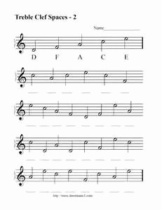Treble Clef Notes Worksheet New 55 Best Ideas About Recorder On Pinterest