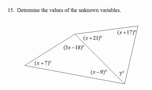 Triangle Angle Sum Worksheet Answers Elegant Worksheet Triangle Sum and Exterior Angle theorem Answer