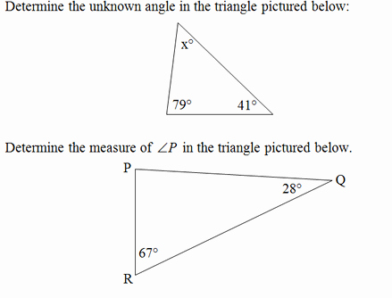 Triangle Angle Sum Worksheet Best Of Triangle Interior Angles Worksheet Pdf and Answer Key