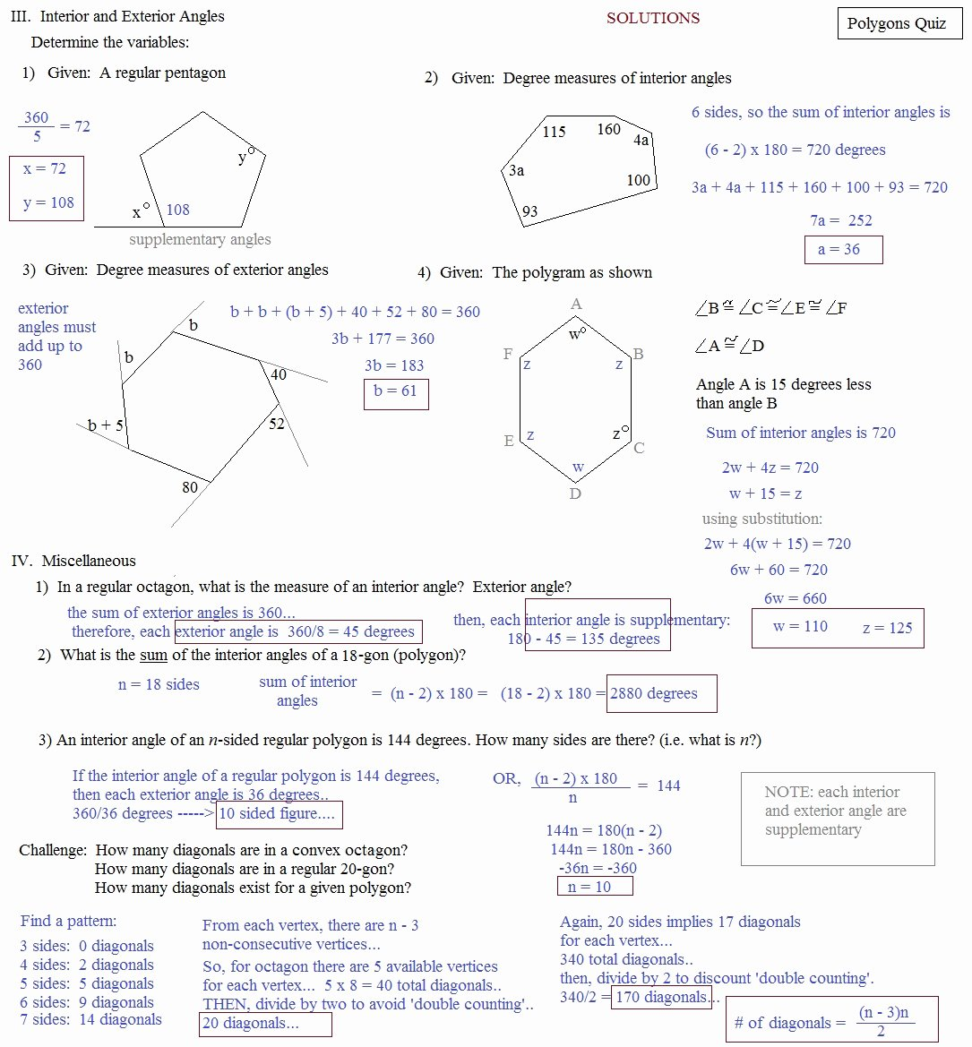 Triangle Angle Sum Worksheet Inspirational Triangle Sum and Exterior Angle theorem Worksheet Answers