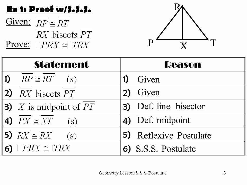 Triangle Congruence Proofs Worksheet Lovely Triangle Congruence Proofs Worksheet