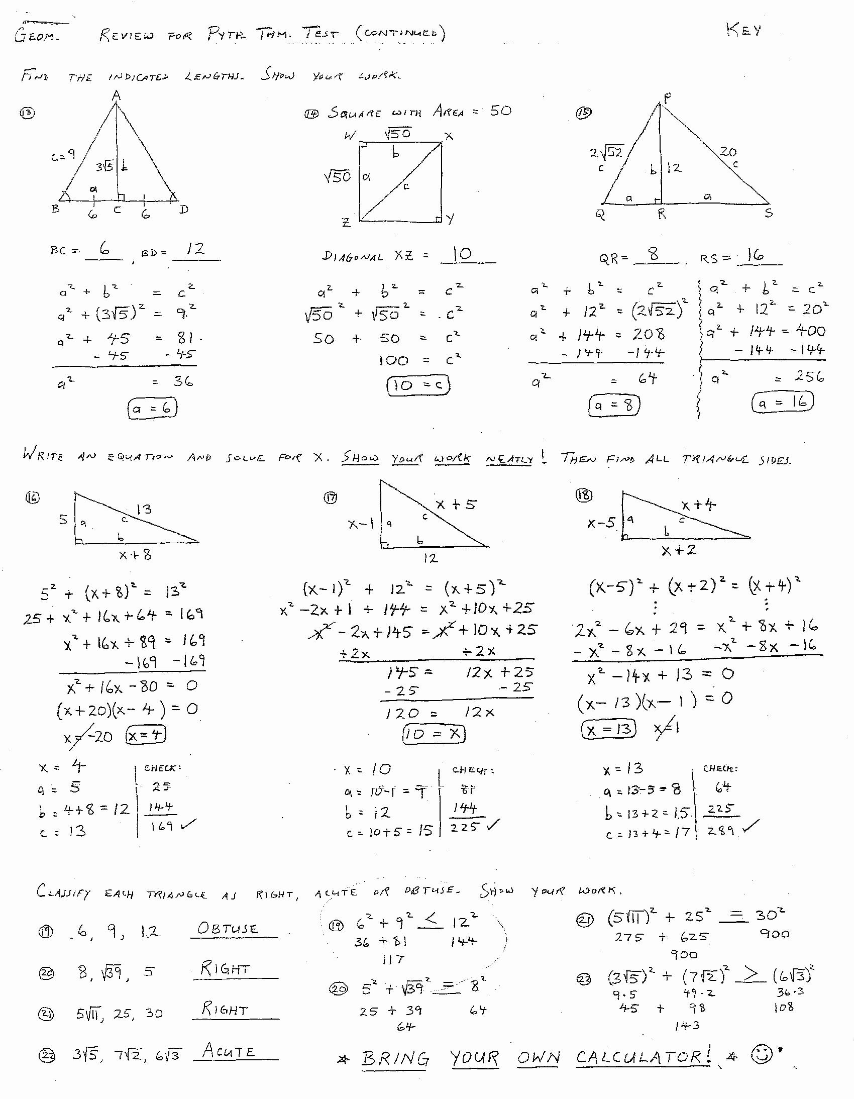 Triangle Congruence Worksheet Answer Key Beautiful Proving Triangles Congruent Worksheet Answer Key
