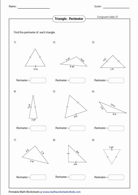 Triangle Congruence Worksheet Answers Elegant Congruent Triangles Worksheet