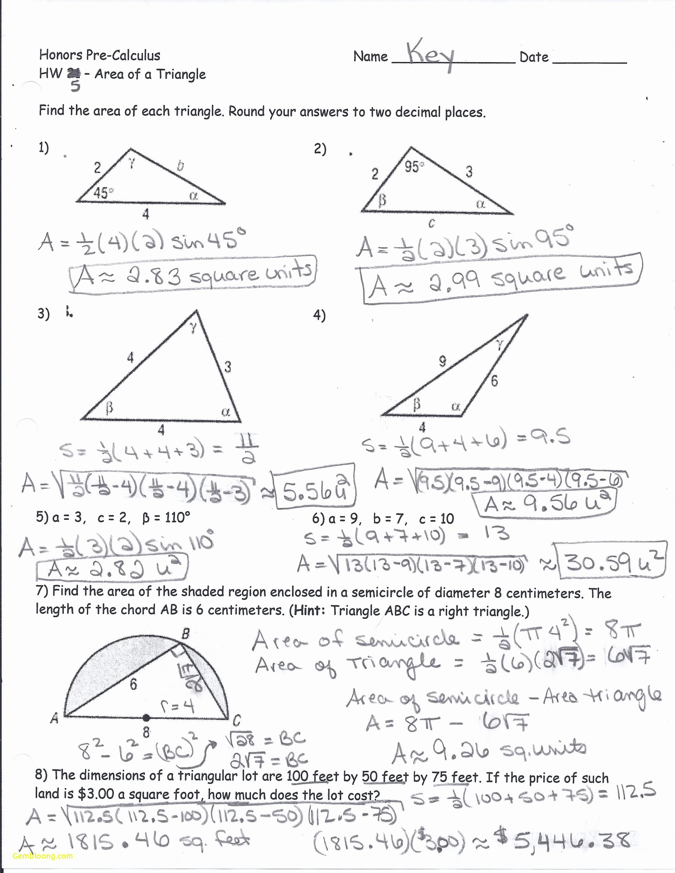 Triangle Congruence Worksheet Answers Luxury Triangle Congruence Worksheet Answers Cramerforcongress