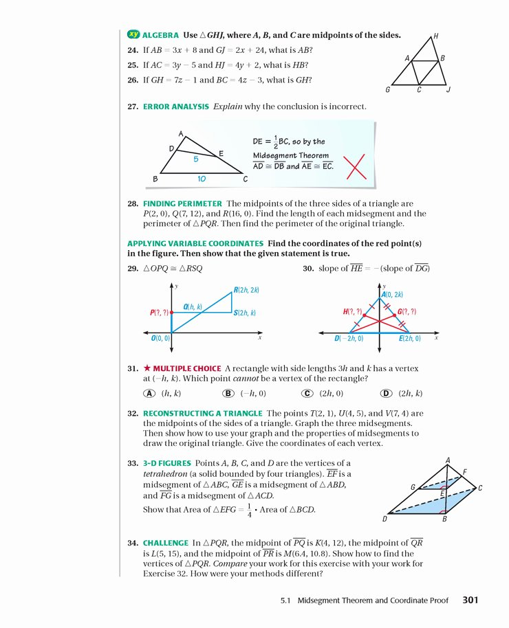 Triangle Inequality theorem Worksheet Awesome Previous Geometry