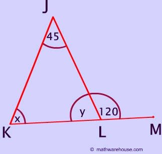 Triangle Inequality theorem Worksheet Awesome Remote Exterior and Interior Angles Of A Triangle