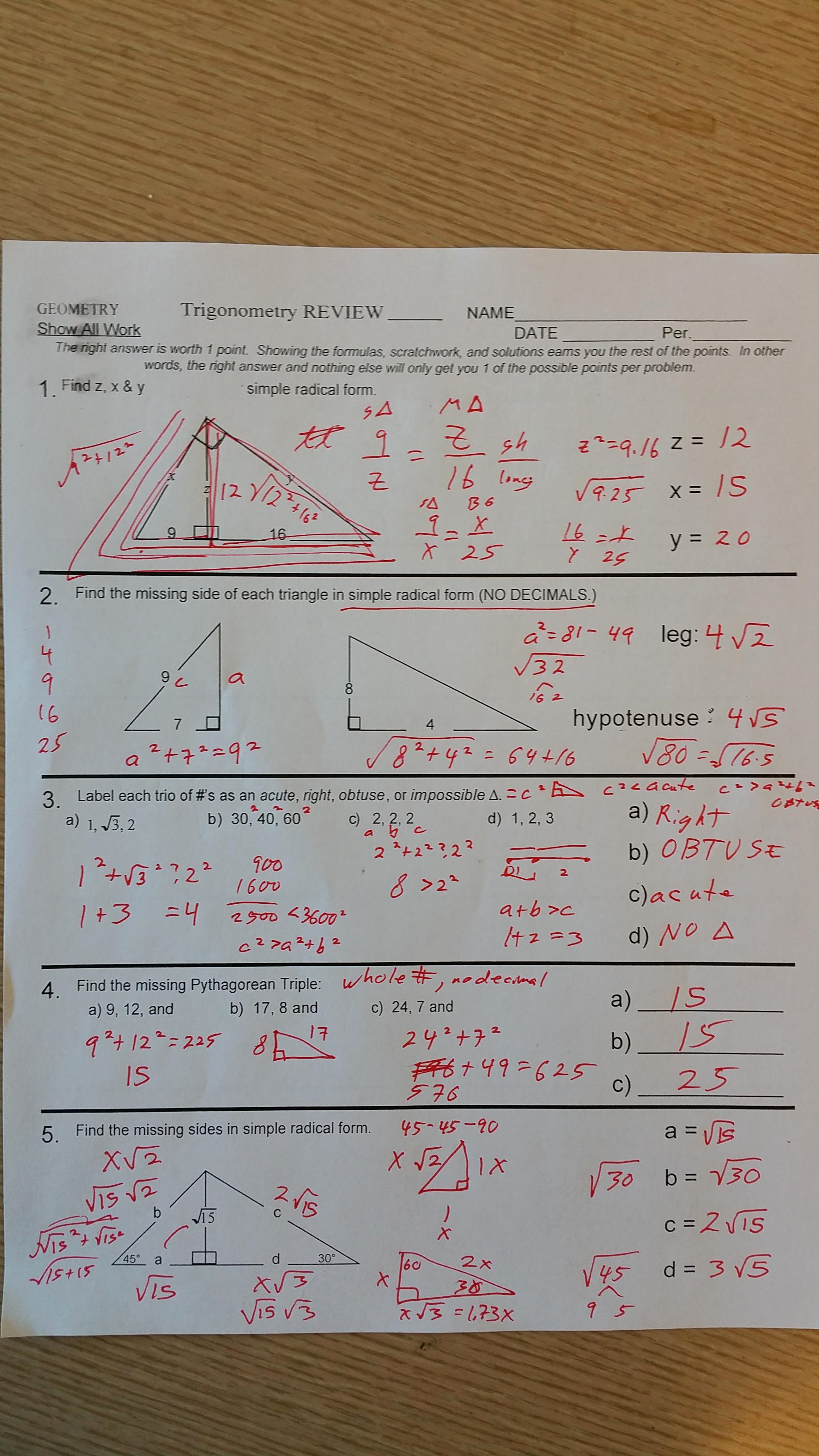 Triangle Inequality theorem Worksheet Best Of Gebhard Curt G S