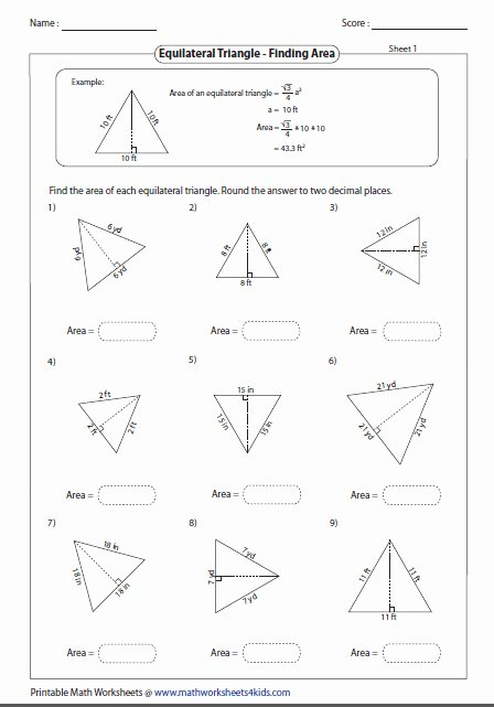 Triangle Inequality theorem Worksheet Luxury Triangle Inequality theorem Worksheet