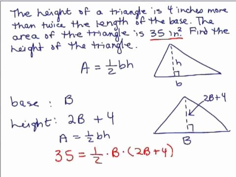 Triangle Inequality theorem Worksheet Luxury Wp4 solve Triangle if You Know area