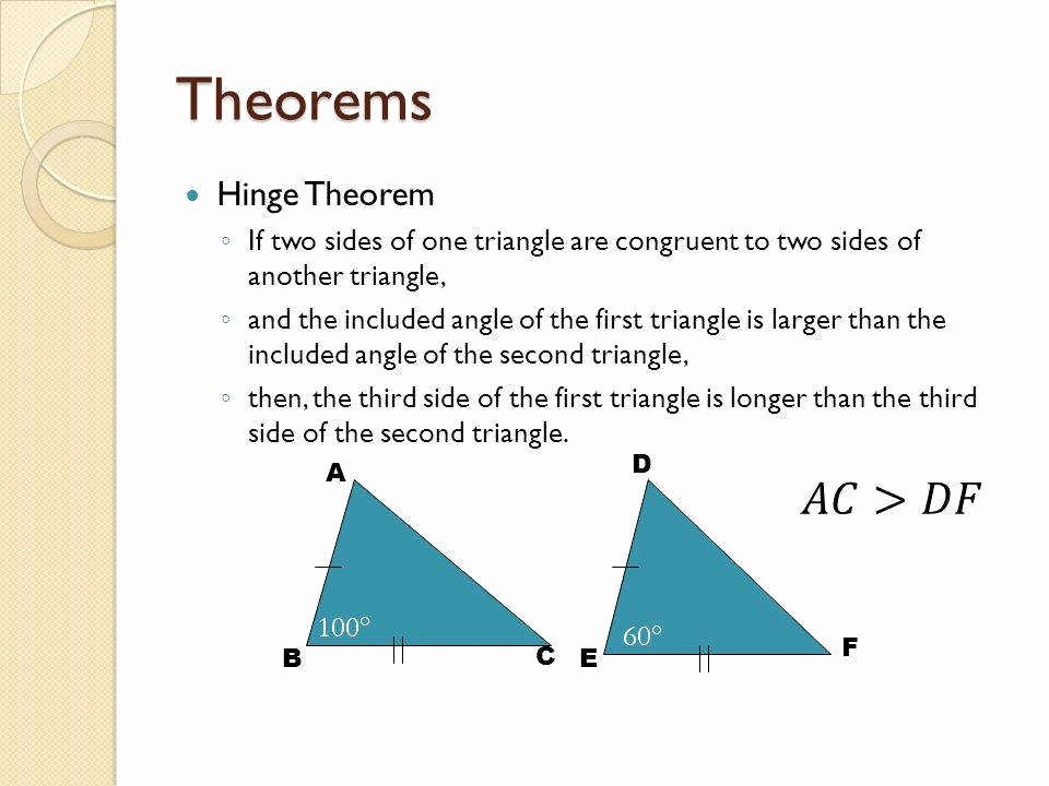 Triangle Inequality theorem Worksheet Unique Triangle Inequality theorem Worksheet