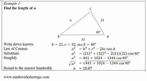 Trig Word Problems Worksheet Best Of Trig Word Problems Worksheet