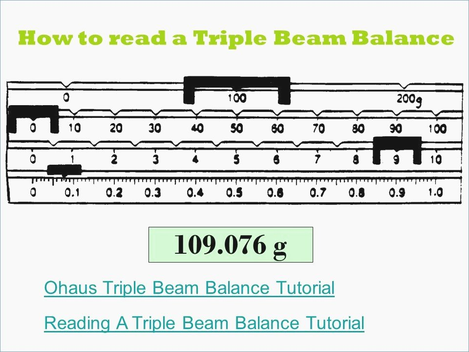 Triple Beam Balance Practice Worksheet Elegant Triple Beam Balance Practice Worksheet the Best Worksheets