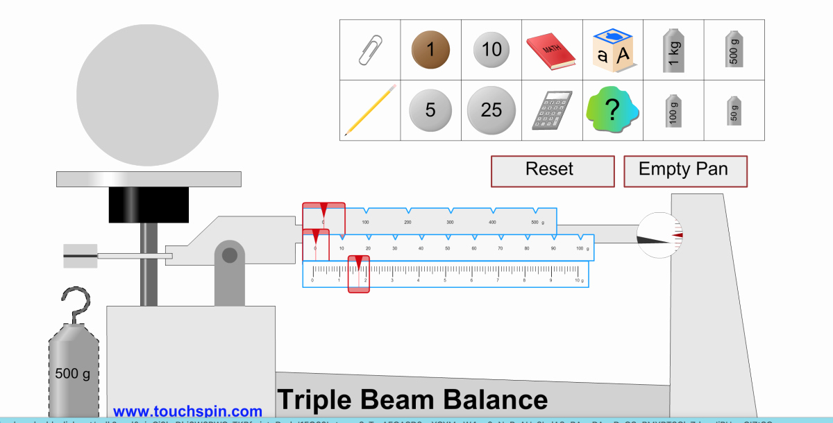 Triple Beam Balance Practice Worksheet Unique Reading A Triple Beam Balance Updated – Middle School
