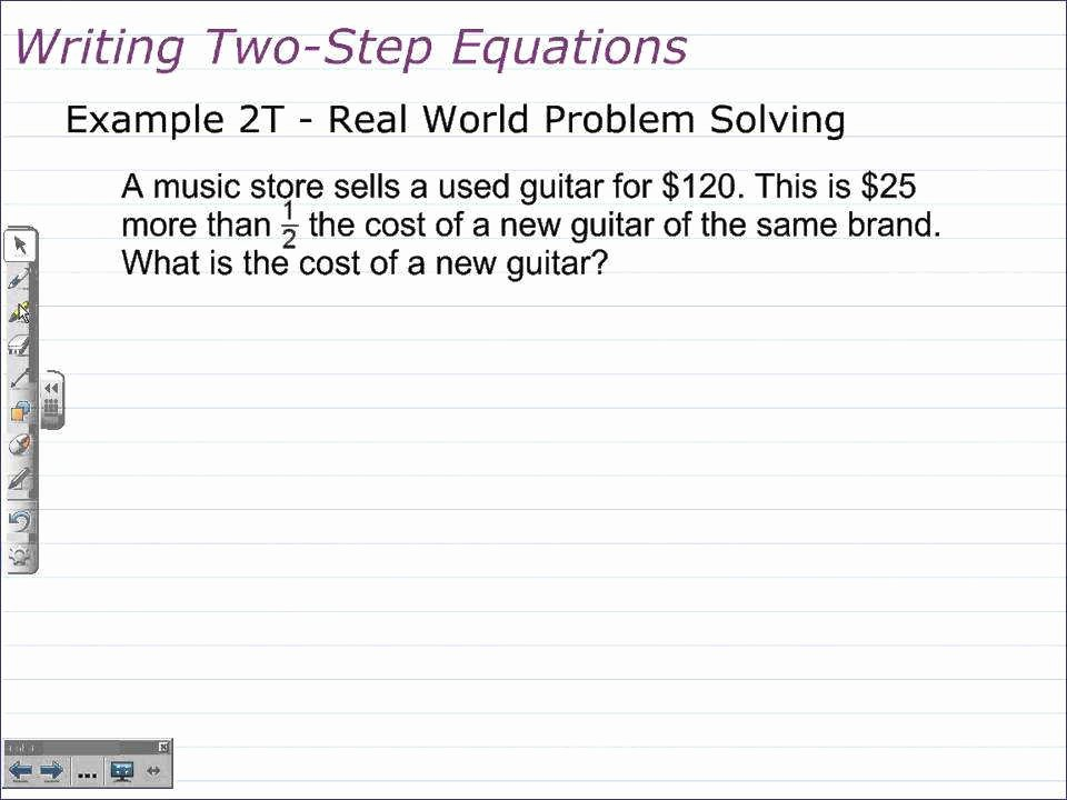 Two Step Equations Worksheet Pdf Unique solving Two Step Equations Worksheet