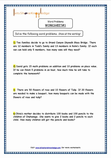 Two Step Word Problems Worksheet Unique Grade 4 Maths Resources 2 Step Word Problems Printable