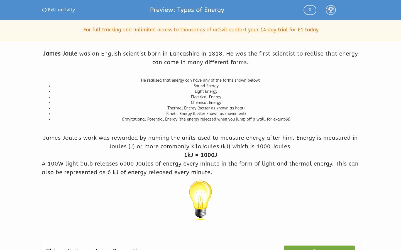 Types Of Energy Worksheet Elegant Types Of Energy Worksheet Edplace