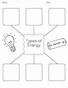 "Types Of Energy Worksheet Fresh ""electricty Worksheets for Kids"""