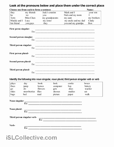 Types Of Nouns Worksheet New 9 Best Of Different Types Houses Worksheet