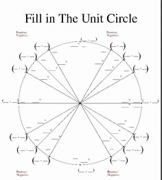 Unit Circle Worksheet with Answers Luxury Igcse Maths Trigonometry Worksheets Uncategorized Maths