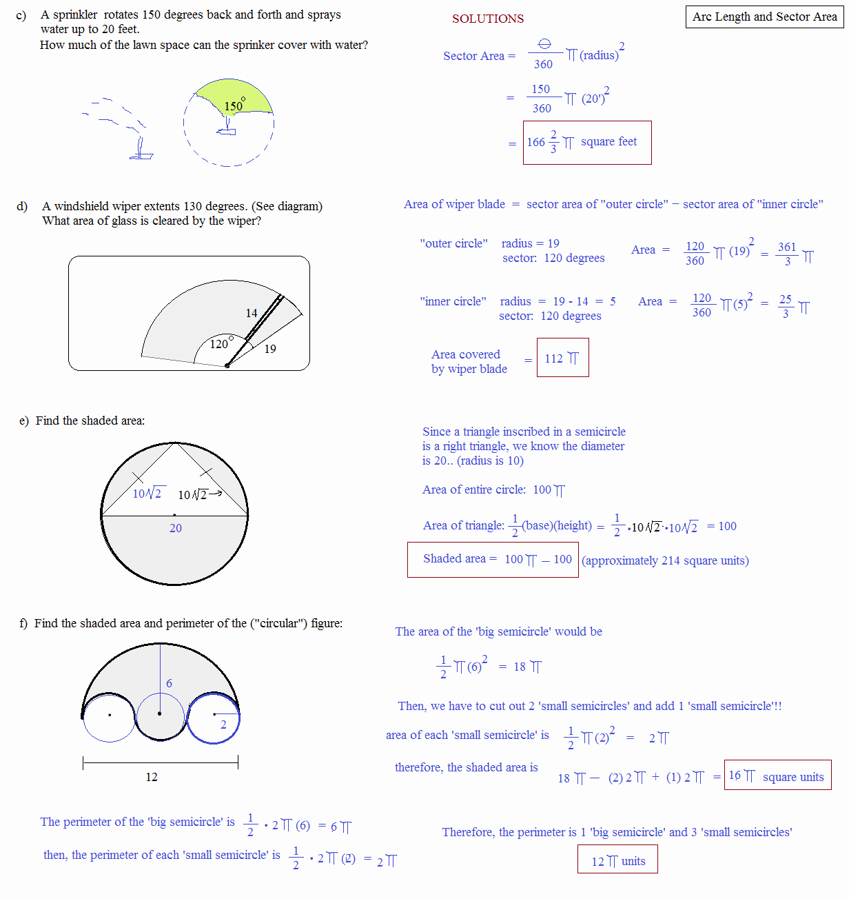 Unit Circle Worksheet with Answers Unique Degrees Radians Unit Circle Worksheet Answers
