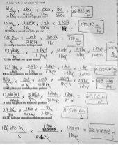 Unit Conversion Worksheet Answers Best Of Unit Conversion Worksheet