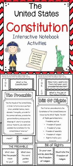 United States Constitution Worksheet Elegant Statue Of Liberty Printable Activities