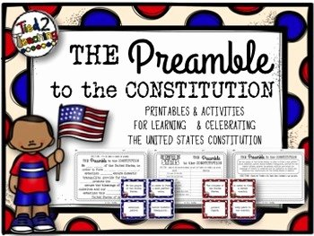 United States Constitution Worksheet Fresh Constitution Preamble Weholdthesetruths by Tied 2